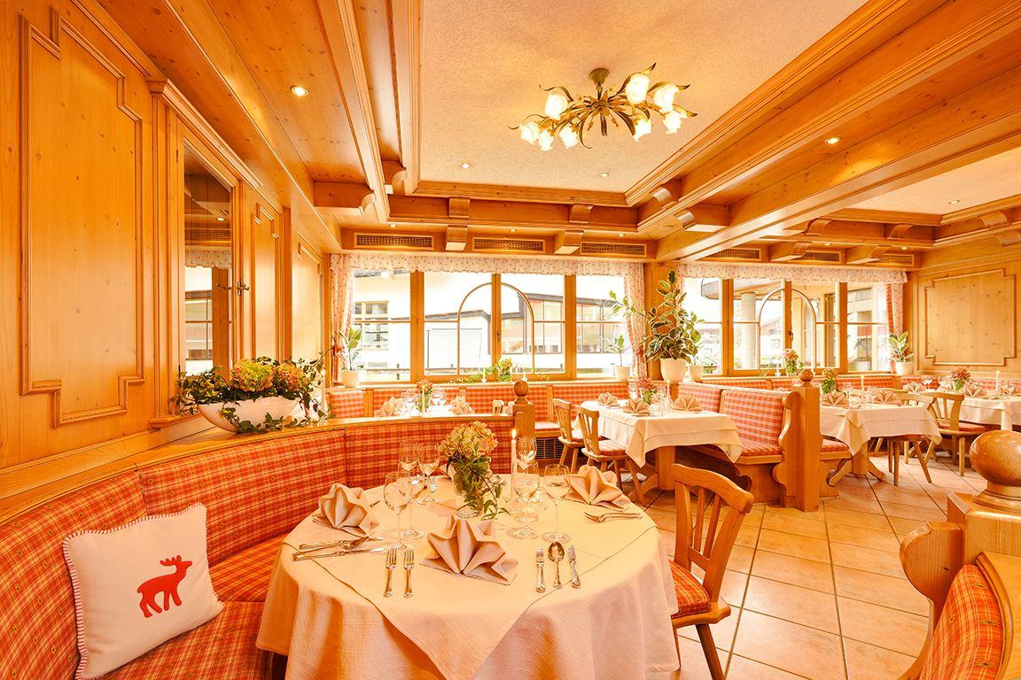 Restaurant Mittelberg Kleinwalsertal